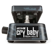 Dunlop Dimebag Cry Baby Wah Effect Pedal Gray Camo