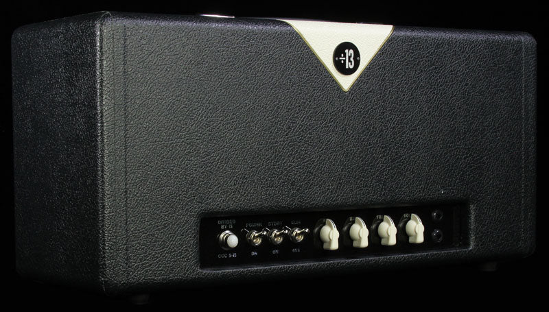 Divided By 13 CCC 9/15 15 Watt Electric Guitar Amplifier Head Eggshell and Black Tuxedo Tolex