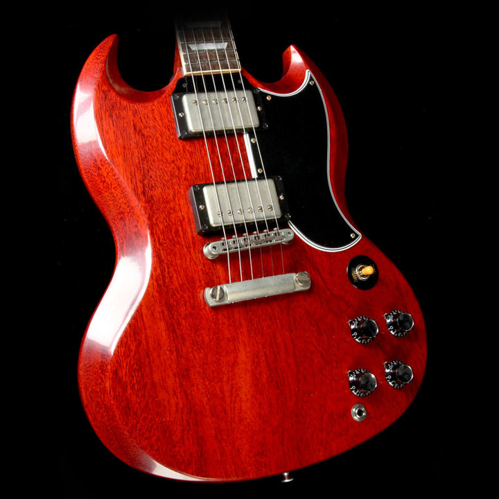 Gibson Custom Shop SG Standard Reissue Electric Guitar VOS Faded Cherry 71032