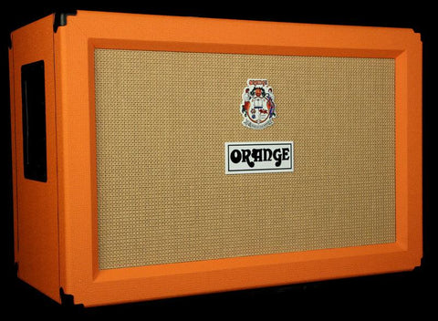 "Orange Amplifiers 2x12"" Speaker Cabinet"