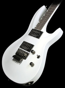 Used ESP Horizon-III Limited Edition Electric Guitar Pearl White