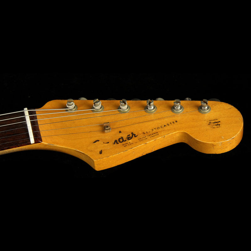 Used Fender Custom Shop Masterbuilt Jason Smith '64 Stratocaster Ultimate Relic Electric Guitar Candy Apple Red R58477