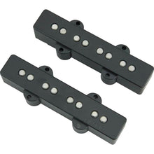 DiMarzio DP249BK Area J Bass Guitar Pickup Set Black