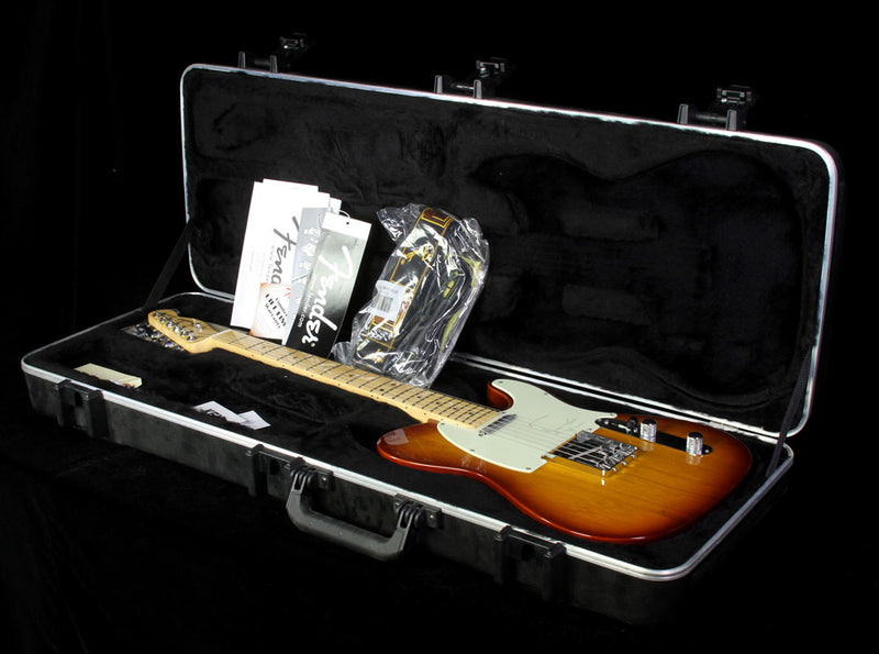 Used Fender 60th Anniversary Empress Telecaster Electric Guitar Honey Burst