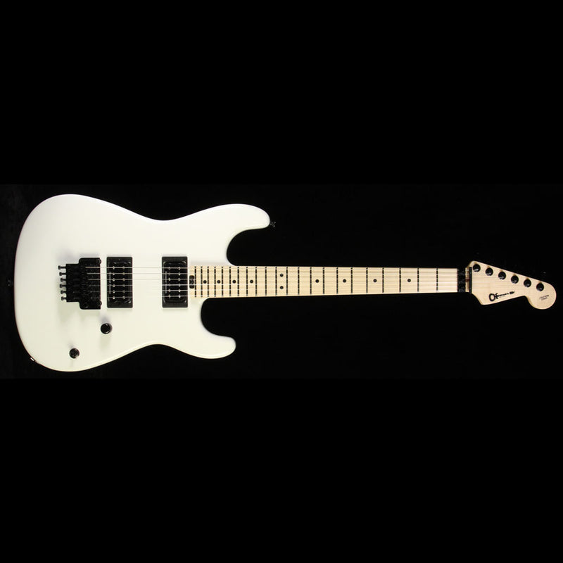 Charvel Custom Shop San Dimas 2H Electric Guitar Snow White