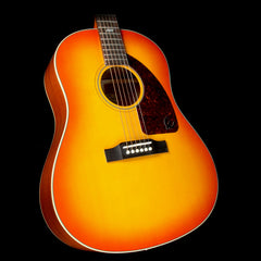 Used Epiphone Inspired by 1964 Texan Acoustic-Electric Guitar Vintage Cherry Sunburst