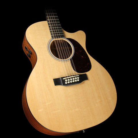 Martin GPC12PA4 12 String Performing Artist Acoustic/Electric Guitar Natural