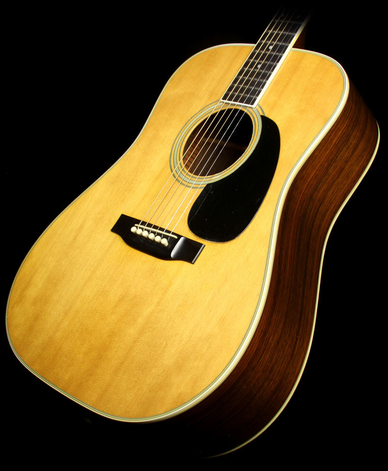 Used 1977 Martin D-35 Dreadnought Acoustic Guitar Natural