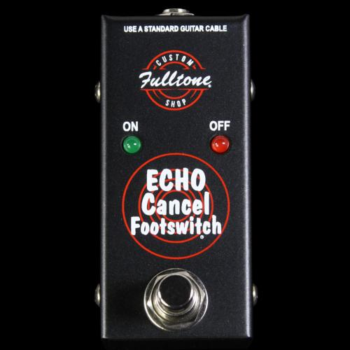 Fulltone Echo Cancel Footswitch Pedal