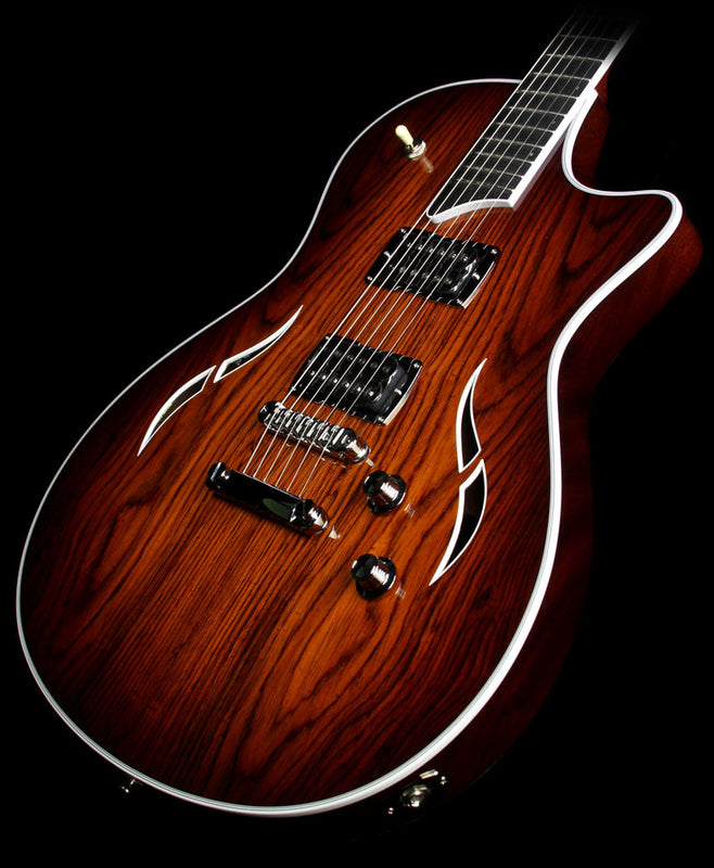 Taylor Custom Shop BTO T3 Cocobolo Electric Guitar Cocobolo Stain