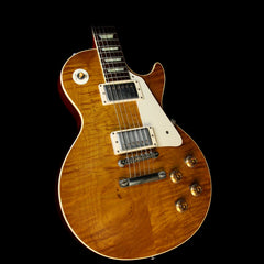 Used Gibson Custom Shop Music Zoo Exclusive Prototype Roasted Standard Historic 1959 Les Paul Electric Guitar