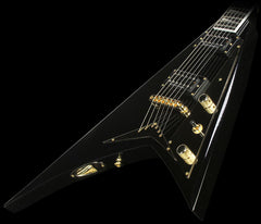 Used Jackson Pro Series Rhoads RRT-5 Electric Guitar Gloss Black