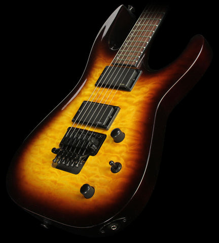 Jackson SLATXMG 3-6 Electric Guitar Tobacco Burst