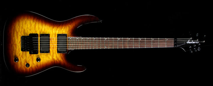 Used Jackson SLATXMG 3-6 Electric Guitar Tobacco Burst ICJ1452711