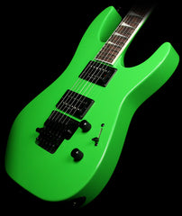 Used Jackson SLX Electric Guitar Slime Green
