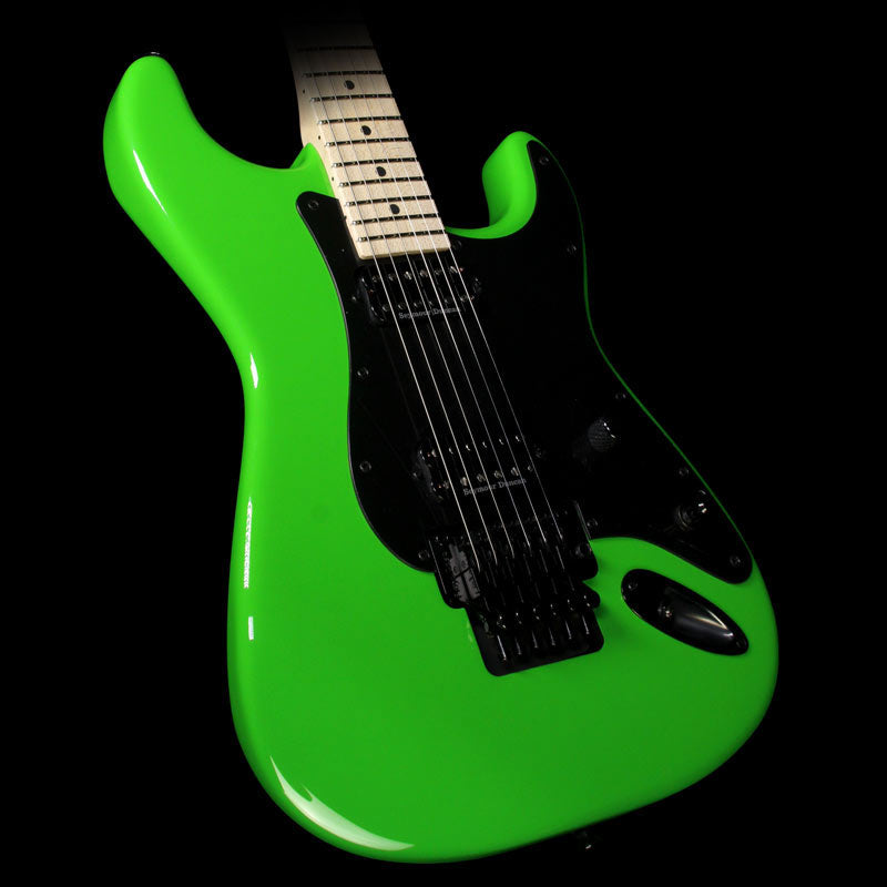 Charvel Pro Mod Series So Cal Style 1 Electric Guitar Slime Green
