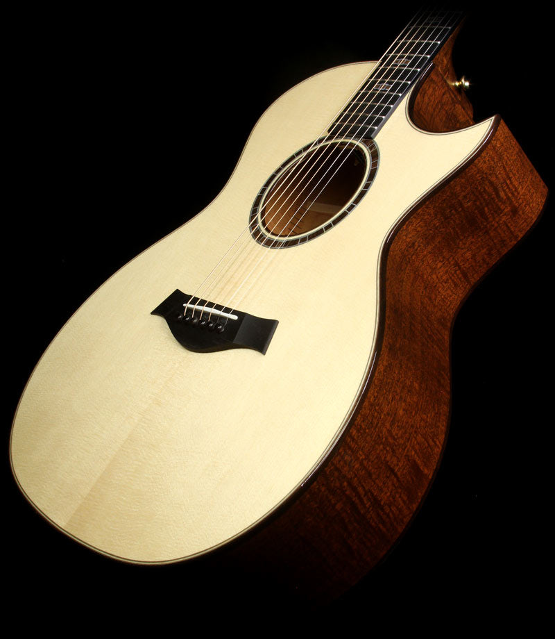 Taylor 514ce Limited Edition Flame Mahogany Grand Auditorium Acoustic-Electric Guitar Natural
