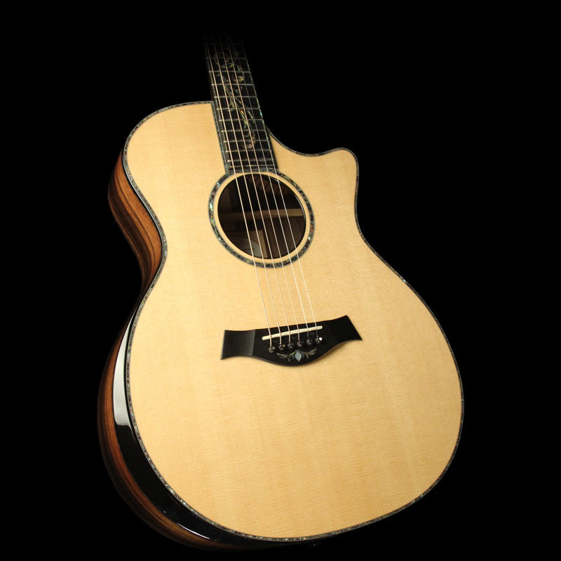 Taylor PS14ce Grand Auditorium Acoustic/Electric Guitar Natural