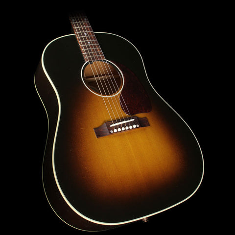 Gibson Montana J-45 Standard Dreadnought Acoustic/Electric Guitar Vintage Sunburst