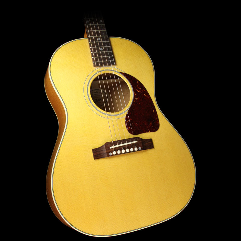 Gibson Montana LG-2 American Eagle Acoustic/Electric Guitar Antique Natural