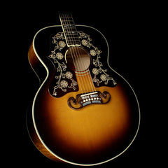 Gibson Montana Bob Dylan SJ-200 Players Edition Acoustic-Electric Guitar Vintage Sunburst
