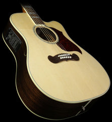 Used Gibson Montana Songwriter Deluxe Cutaway Dreadnought Acoustic-Electric Guitar Natural
