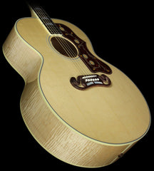 Used Gibson Montana SJ-200 Acoustic-Electric Guitar Antique Natural