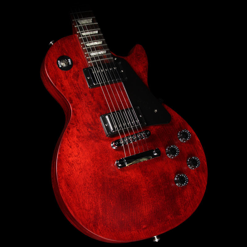 2016 Gibson Les Paul Studio Faded Electric Guitar Worn Cherry