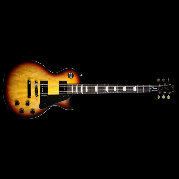Gibson Les Paul Studio Faded Electric Guitar Satin Fireburst