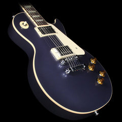 2016 Gibson Les Paul Standard Electric Guitar Blue Mist