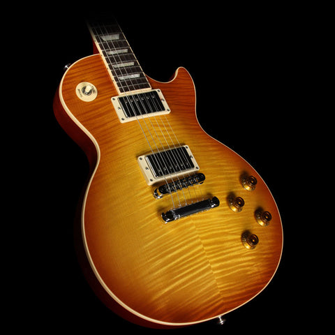 2016 Gibson Les Paul Standard Electric Guitar Light Burst