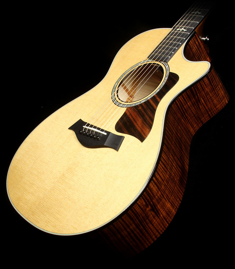 Taylor 612ce Grand Concert Acoustic-Electric Guitar Brown Sugar Stain