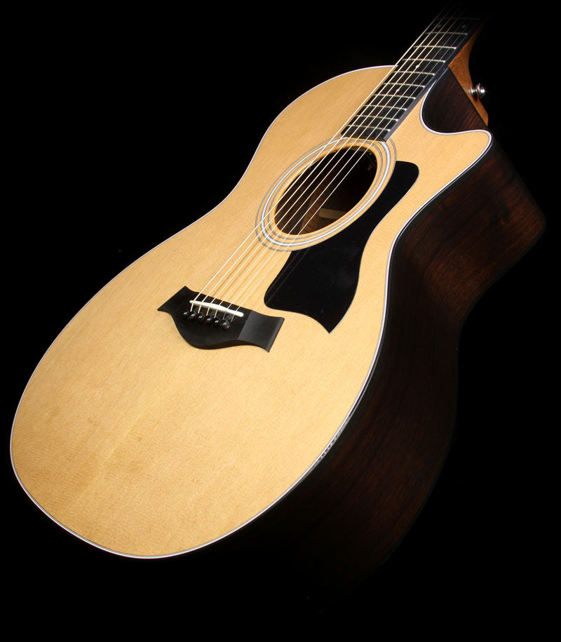 Used 2015 Taylor 314ce Limited Edition Indian Rosewood Acoustic-Electric Guitar Natural