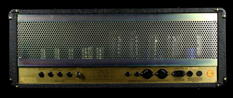 Used 1988 Marshall JCM 800 Model 2210 Electric Guitar Amplifier Head W12212