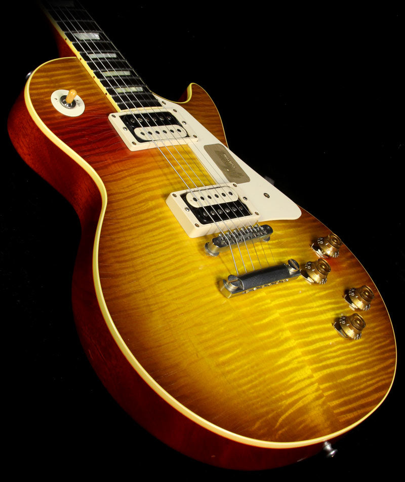 Used 2014 Gibson Custom Shop Collector's Choice 16 Ed King Redeye 1959 Les Paul Reissue Electric Guitar King Burst