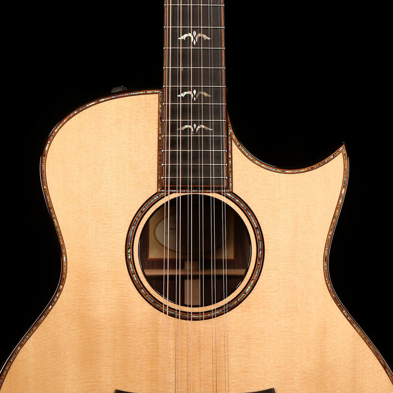 Taylor 956ce Grand Symphony 12-String Acoustic-Electric Natural 1104059149