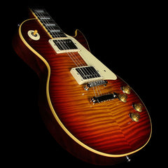 Used 2016 Gibson Custom Shop Made 2 Measure Slim Neck '59 Les Paul Reissue Electric Guitar Vintage Cherry Sunburst