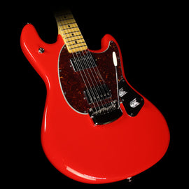 Ernie Ball Music Man Modern Classic Stringray Electric Guitar Chili Red