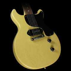 Gibson Custom Shop '58 Les Paul Junior Doublecut VOS Electric Guitar TV Yellow