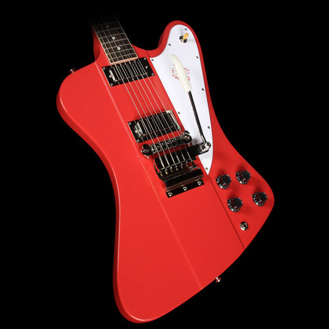 Gibson Custom Shop 1964 Firebird III Reissue Electric Guitar Ember Red