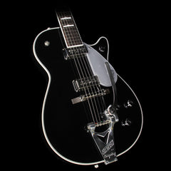 Gretsch G6128T-GH George Harrison Signature Duo Jet Electric Guitar Black