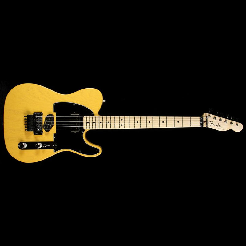 Fender Custom Shop Exclusive ZF Telecaster Butterscotch Blonde XN10693