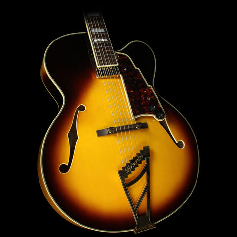 D'Angelico EXL-1 Archtop Electric Guitar Vintage Sunburst