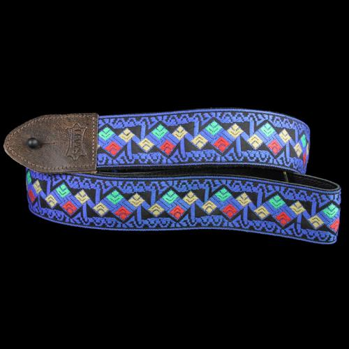 Levy's M8HTV Jacquard Weave Hootenanny Guitar Strap