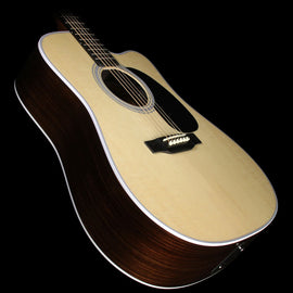 Used Martin DC-28E Dreadnought Acoustic-Electric Guitar Natural