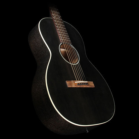 Martin 00-17S Acoustic Guitar Black Smoke