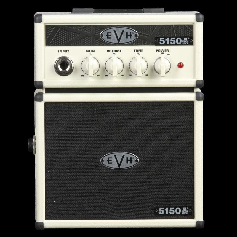 EVH Micro Stack Mini Battery Powered Amplifier