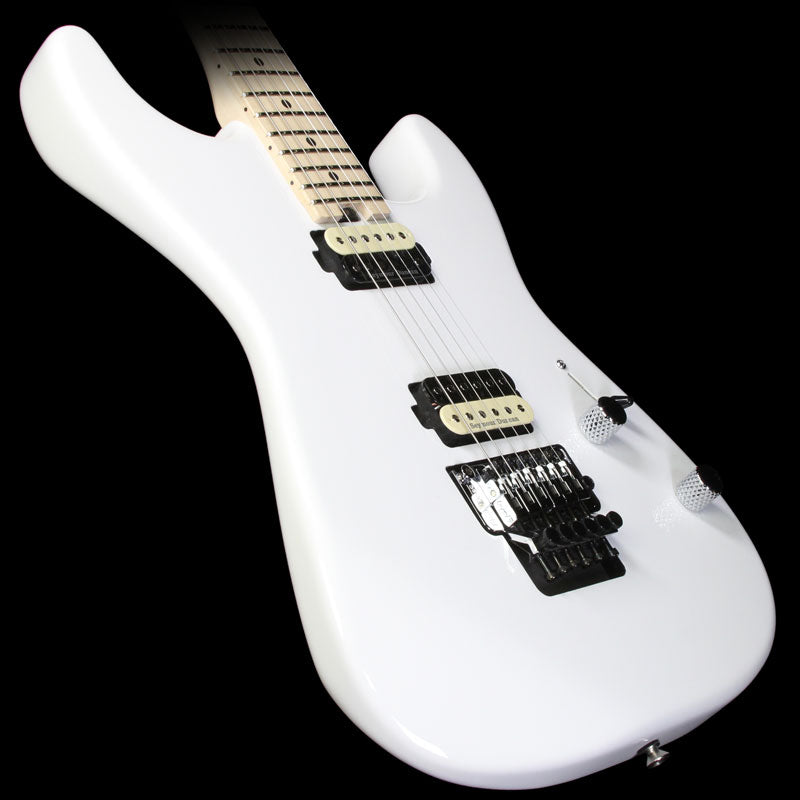 Charvel Pro Mod Series San Dimas 2H FR Electric Guitar Snow White