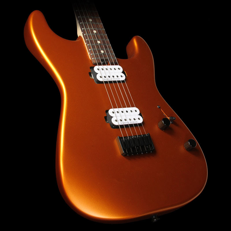 Charvel Pro Mod Series San Dimas 2H Hardtail Electric Guitar Satin Orange