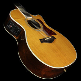 Used 1999 Taylor 814-BCE 25th Anniversary Grand Auditorium Acoustic-Electric Guitar Brazilian Rosewood